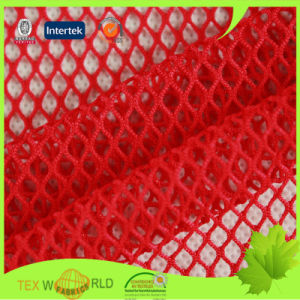 Poyamide and Spandex 4 Way Stretch Nylon Mesh Fabric