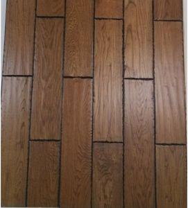18*125*Rl Oak Wooden Floor / Solid Parquet Flooring pictures & photos
