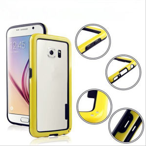 Newest TPU Bumper Case for Samsung S6 pictures & photos