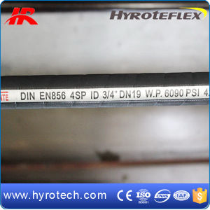 Hydraulic Rubber Hose SAE 100r9 pictures & photos