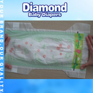Cotton Disposable Diapers pictures & photos
