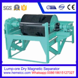 Lump-Ore Dry Magnetic Separator for Ores and Coal pictures & photos
