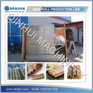 Wafer Roll Machine pictures & photos