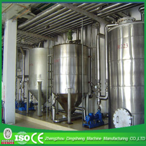 High Quality Crude Vegetable Oil Refining Equipment pictures & photos