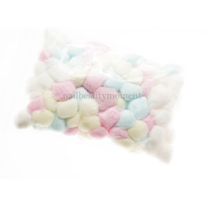 Manicure Nail Art Beauty Cotton Balls Nails Lint-Free Pads (M25) pictures & photos