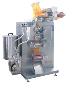 Sauce/Shampoo/Oil/Cream Four Side Sealing Packaging Machine pictures & photos