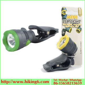 Mini Clip Light, Adjustable LED Mini Clip Book Light pictures & photos
