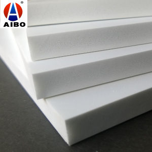Recycle White Decorative Wall Panel PVC Plastic Sheet pictures & photos