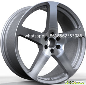 New Popular Rims Car Alloy Wheel Rims Auto Wheel Rims pictures & photos