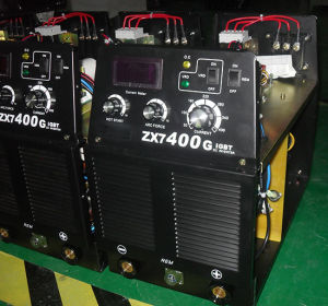 High Quality MMA Welding Machine Arc400g pictures & photos
