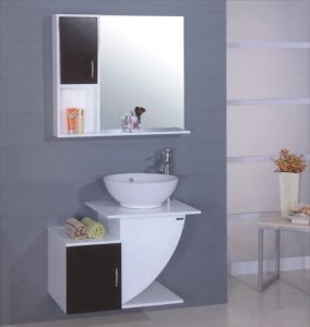 Modern Wooden Bathroom Cabinet (B-103) pictures & photos