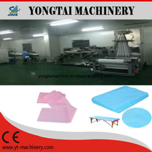 Non Woven Bed Sheet Folding Machine pictures & photos