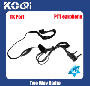 Headset K01 for Long Range 2 Way Transceiver pictures & photos