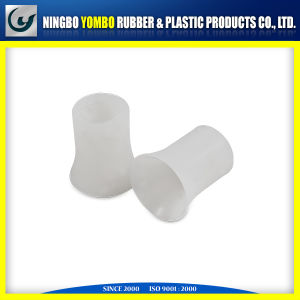 OEM Clear Silicone Rubber Parts From Rubber Factory pictures & photos