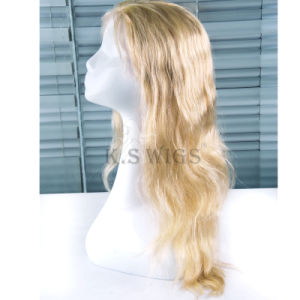Competitive Virgin Remy Human Hair Lace Wig pictures & photos