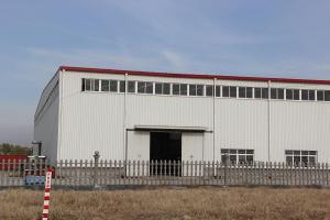 Prefabricated Light Steel Structure Warehouse/Steel Storage Building pictures & photos
