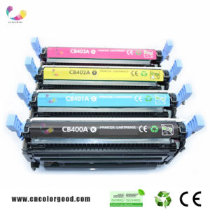 Top Sale Ce400A/401A/402A/403A (507A) Original Color Toner Cartridge for HP Printer pictures & photos