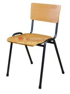 School Furniture Wooden Student Single Chair pictures & photos