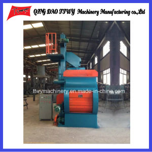 Shot Blasting Machine of Tilting Drum Type pictures & photos