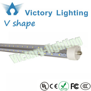 High Lument Tube Indoor Single Pin T8 8FT 44W LED Cooler Light pictures & photos