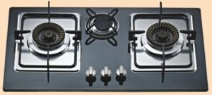 Three Burner Gas Stove (HR-FB3A)
