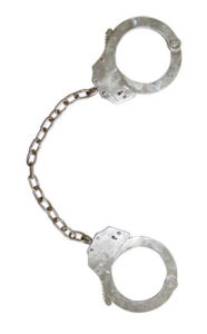 Footcuff/Handcuffs / Police Handcuff (SDHA-1N) pictures & photos