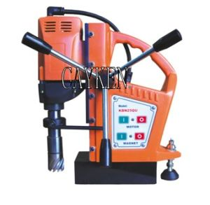 25mm Portable Magnetic Drilling Machine (KBN-25QU) pictures & photos