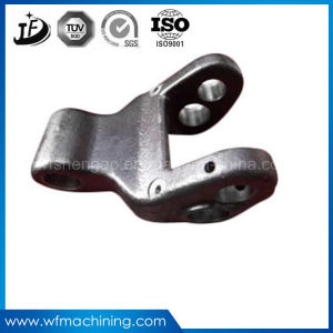 OEM/Custom Wrought Metal/Iron/Steel Forge/Forged/Forging Part with Machining Service pictures & photos