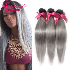 Ombre Hair/Two Tone Color Peruvian Hair pictures & photos