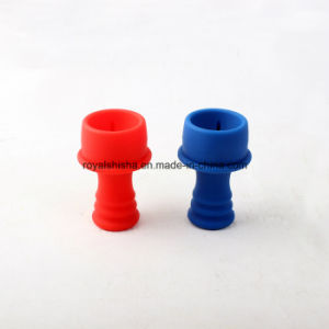2016 New Style Separable Silicone Hoohah Shisha Bowl pictures & photos