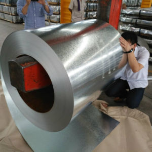 0.23mm*762mm Corrugated Sheet Galvanized Steel Coil pictures & photos