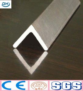 High Quality Hot Rolled Steel Angle Bar Manufacture pictures & photos