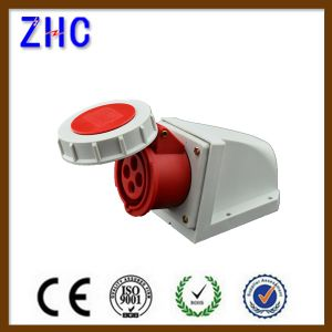 IP67 3p+ T 16A 380V Industrial Hembra Sob Plug pictures & photos