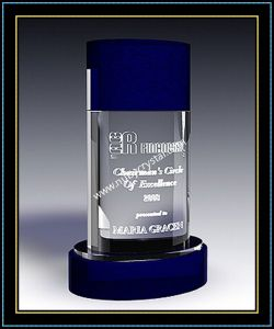 Crystal Magnum Tower Award 9.5 Inch Tall (NU-CW776) pictures & photos