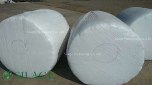 Quality 750mm Multi-Layer Blown LLDPE High Viscosity Silage Wrap Film for The Netherlands pictures & photos