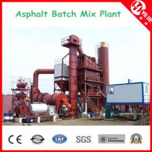 Lb100 100t/H Light Oil Hot Mix Asphalt Plant pictures & photos