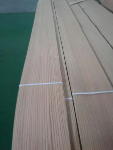 Factory-Slicer Natural American Red Oak Veneer in 0.50mm pictures & photos