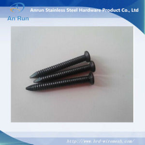 Black Ring Phosphatized Ring Shank Nail pictures & photos