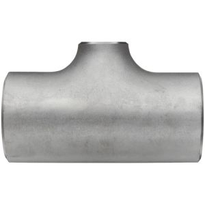 Stainless Steel Seamless Tee with CE