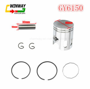 Ww-9132 Motorcycle Part Piston Assy for Gy6-150 pictures & photos