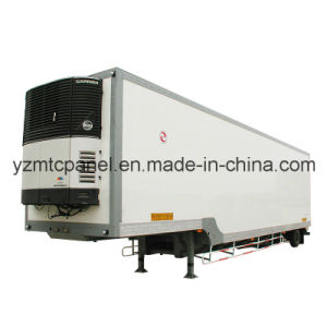 Water Resistant FRP CBU Freezer Truck Body pictures & photos