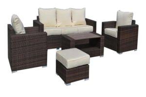 Patio Wicker/Rattan Sofa Outdoor Furniture