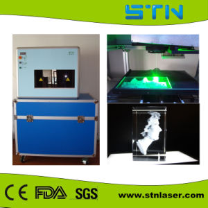 2d/3D Keychain Laser Engraving Machine (STNDP-801AB4)