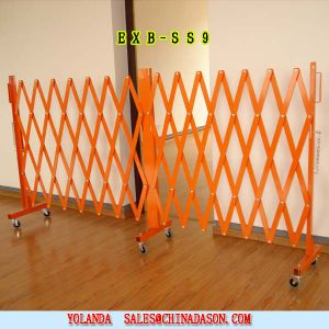 Metal Expandable Barrier Exb-Ss9 pictures & photos
