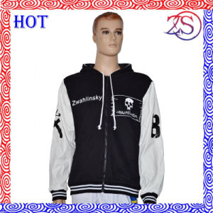 High Quality Customized Polyester Fleece Jacket for Men pictures & photos