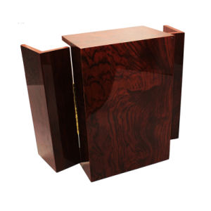 Wood Empty Perfume Packaging Box pictures & photos