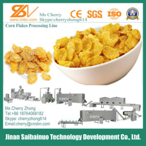 Industrial Corn Flakes Production Line pictures & photos
