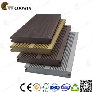 Outdoor Decking WPC/Wood and Plastic Composite Decking/Engineering Flooring pictures & photos
