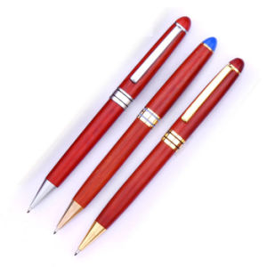 Hot Sale Wood Ball Pen Sets pictures & photos