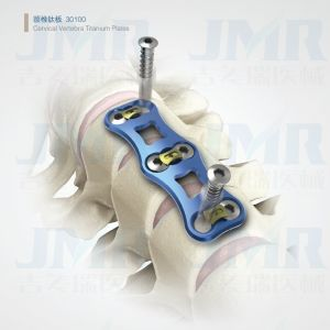 Cervical Vertebra Titanium Plate Orthopedic Impant Orthopedic Plate pictures & photos